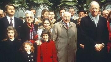 Rothschild ailesi Viyana yönetimine bayrak açtı