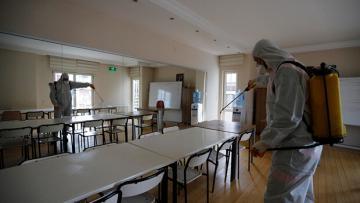 Aile yaşam merkezlerinde virüs temizliği