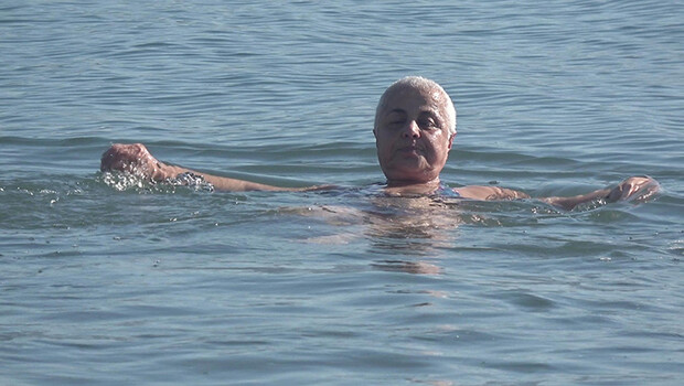 Marmaris'te deniz keyfi