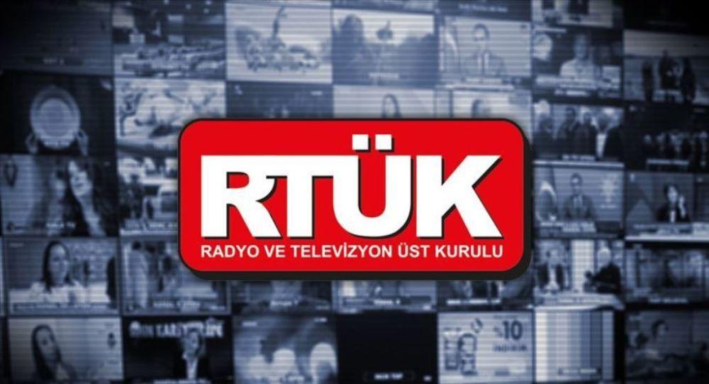 RTÜK'ten karartma cezası