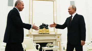 Askerin olmadığını bildiğin bir yeri neden bombaladın Bay Putin?