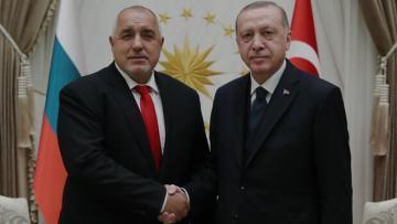 Borisov ile kritik zirve