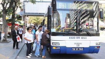 Ankara'da sağlık çalışanlarına toplu taşıma ücretsiz