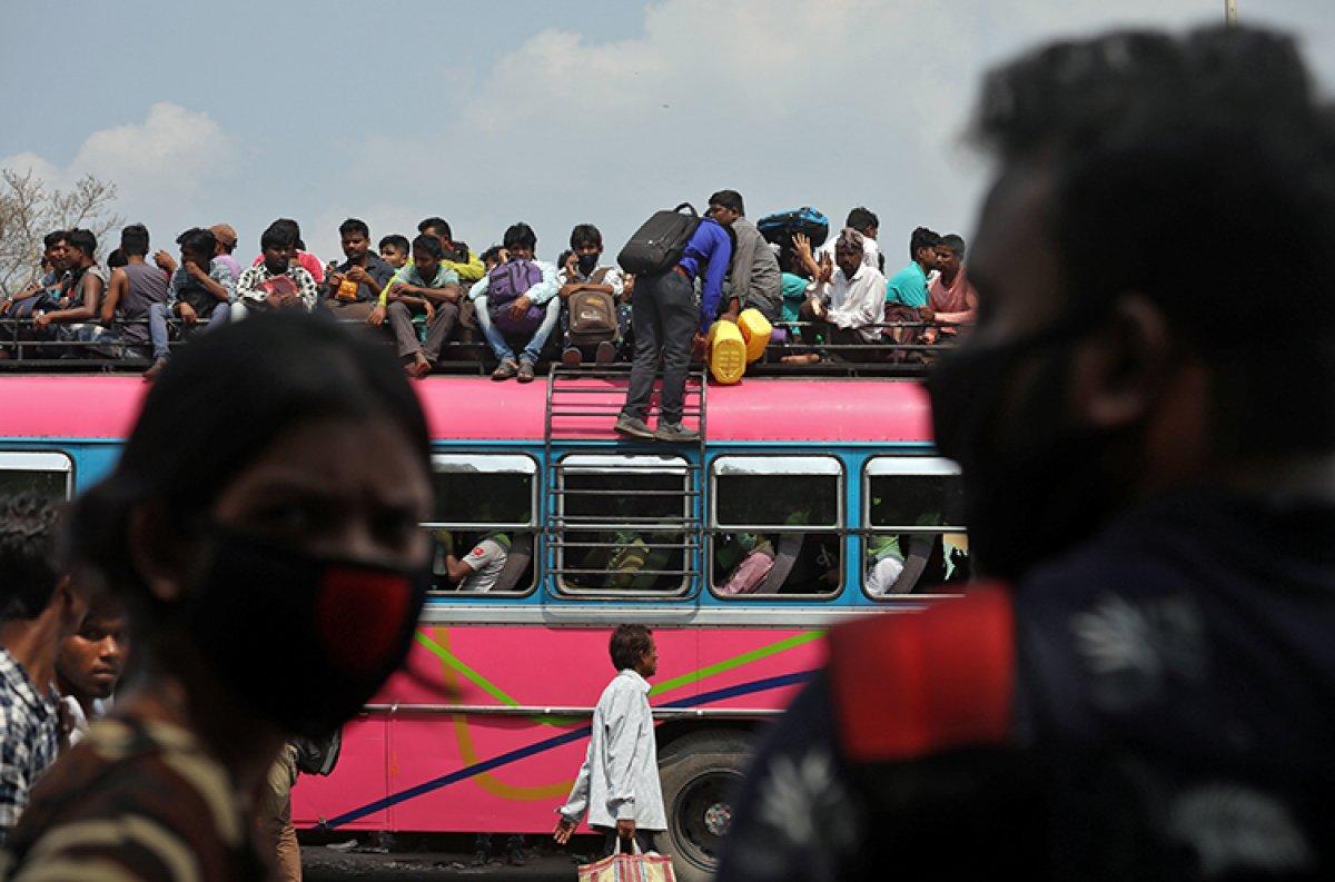 Hindistan'da 21 gün sokağa çıkma yasağı