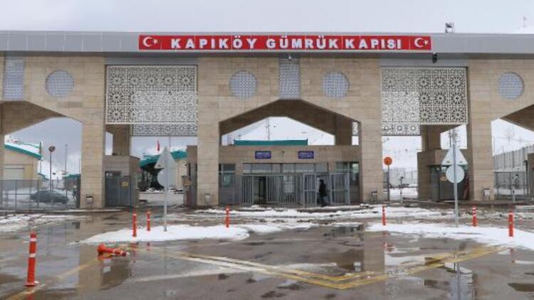 Kapıköy gümrük kapısı kapatıldı