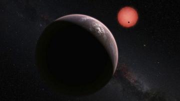 Atmosferinde demirin bile buharlaştığı yeni bir gezegen keşfedildi