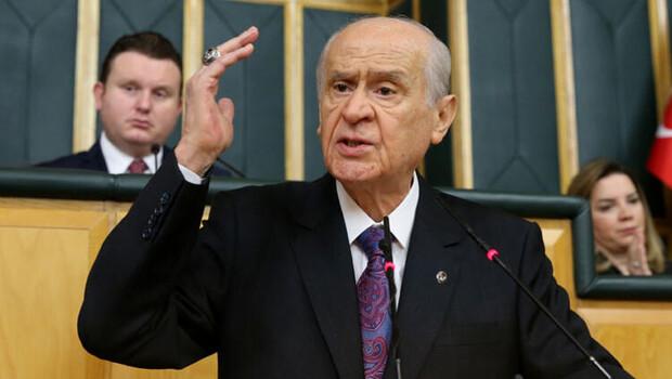 Bahçeli: Kılıçdaroğlu PKK'nın gölgesine sığınmıştır