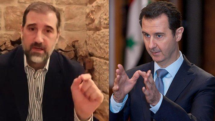 Şam'da aile kavgası