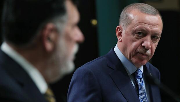 Erdoğan'dan Libya çağrısı