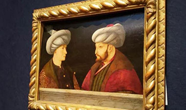 Portredeki ikinci kişi Cem Sultan