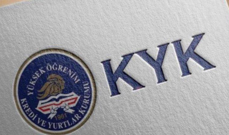 KYK borçlarının düzenlenmesine ilişkin öneri reddedildi