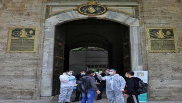 Topkapı Sarayı 3 altın kuralla yeniden açıldı