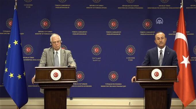 Ankara'dan AB'ne sert uyarı
