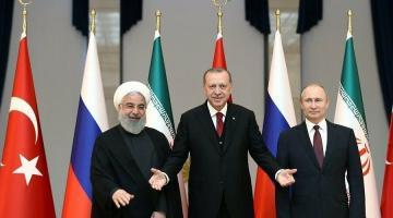 Astana Zirvesi: Petrol yağmacılığı kınandı