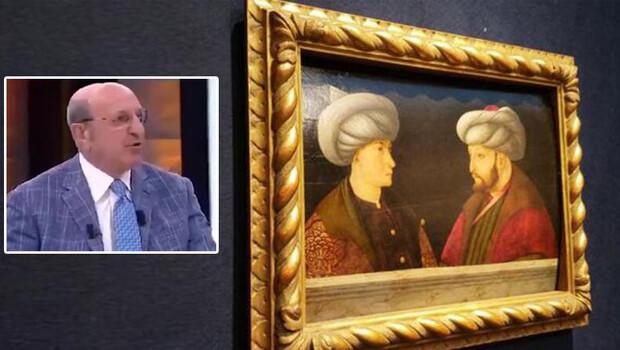 CHP'li İlhan Kesici'den İBB'ye portre eleştirisi