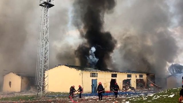 Hendek'te Büyük Patlama