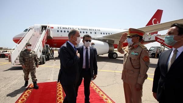 Milli Savunma Bakanı ve Genelkurmay Başkanı Libya'da
