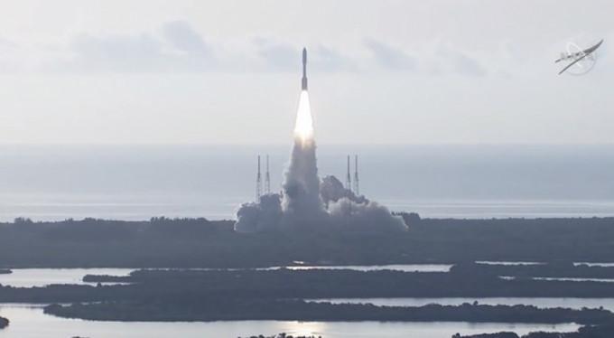 NASA'nın Mars Keşif Aracı yola çıktı