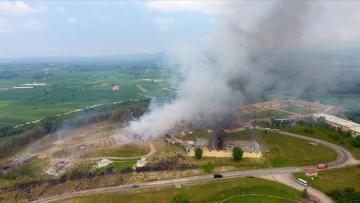 Sakarya Valisi'nden patlama ile ilgili yeni açıklama