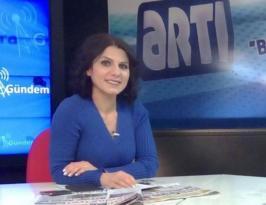 Gazeteci Sibel Hürtaş gözaltında