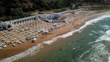 Vatandaşların plaj isyanı