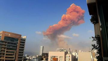 Beyrut'ta ölenlerin sayısı 113'e yükseldi