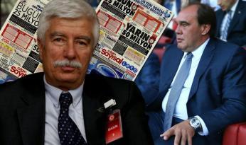 """Demirören gazeteleri """"Piyango Bülteni"""" oldu"""