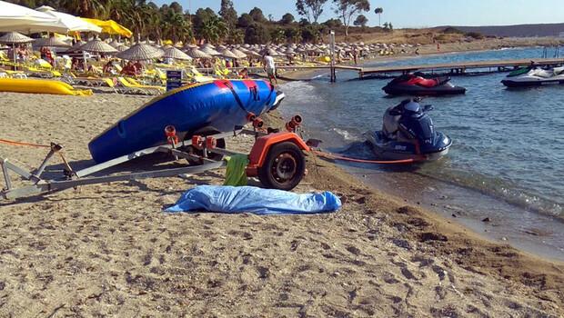 Foça'da tekne faciası: Çok sayıda ölü var