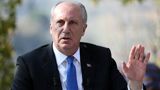 """Muharrem İnce'den """"yeni parti"""" açıklaması"""