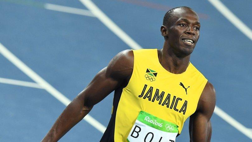Usain Bolt da Virüse Yakalandı