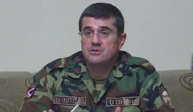 Karabağ'ın sözde liderinden itiraf: Düzinelerce ölü var! Kaybettik…