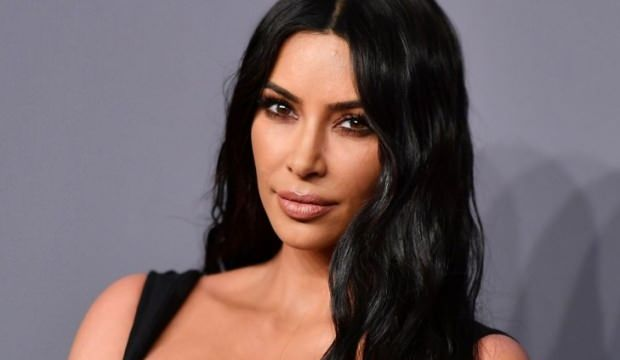 Kim Kardashian da konuştu