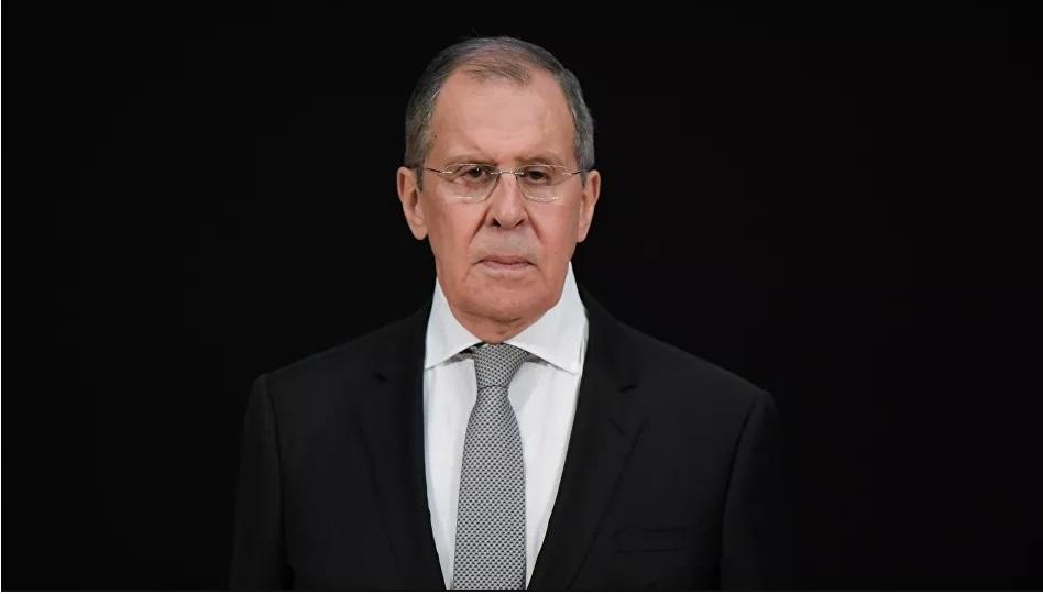 Lavrov karantinada