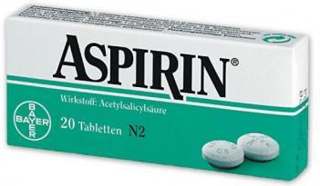 Bilim Aspirini keşfetti!