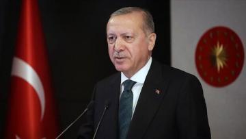 Erdoğan Türkiye Varlık Fonu Toplantısına başkanlık yaptı