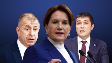 """İYİ Parti'de """"FETÖ'cü"""" kavgası!"""