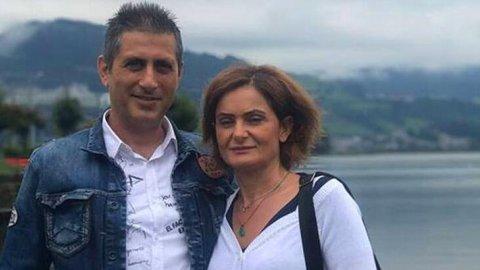 Canan Kaftancıoğlu'nun eşinin çalınan motosikleti ulundu