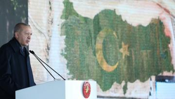Erdoğan açıkladı: 12 milyon çocuğa dağıtılacak