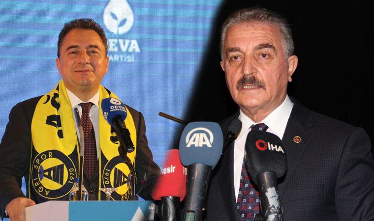 MHP'den Babacan'a sert yanıt