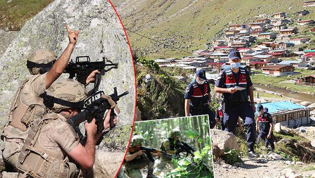 Trabzon yaylalarında soygun!
