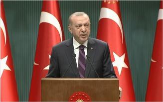Erdoğan CHP'ye yüklendi