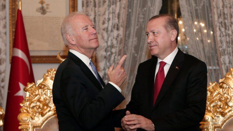 Biden Erdoğan'a dönmedi!