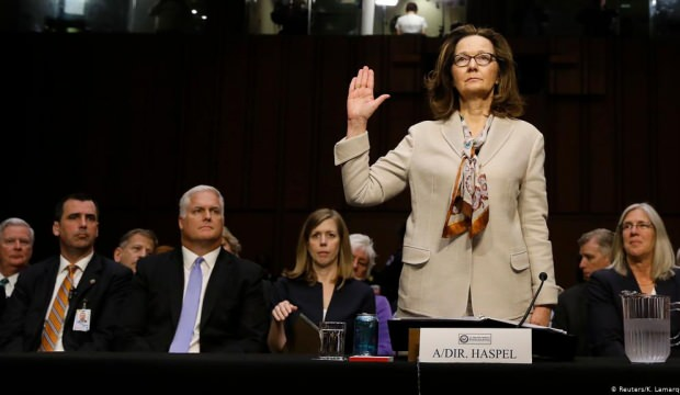 CIA Direktörü Gina Haspel istifa etti!
