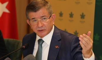 Davutoğlu: Selçuk Özdağ'a saldırıdan Erdoğan sorumludur