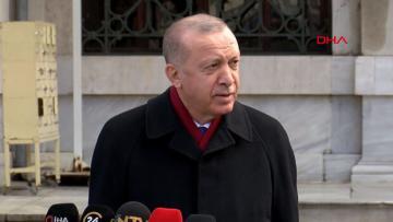 Erdoğan'da aşının yan etkisi oldu mu?