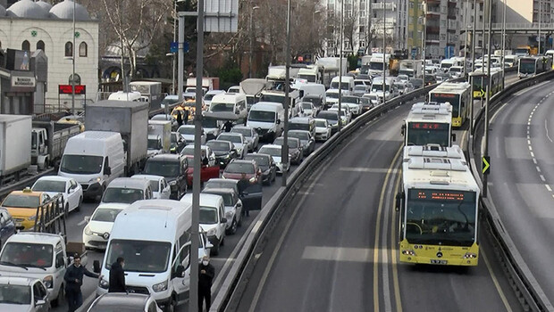 İstanbul Avcılar'da bugün..!