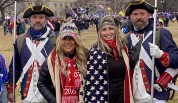 Kongre'yi basmaya özel jetiyle gitmişti: Trump orada olmamızı istedi