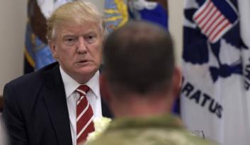 Trump'tan CENTCOM'a İsrail talimatı