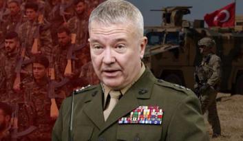 CENTCOM komutanı: Türkiye durmayacak