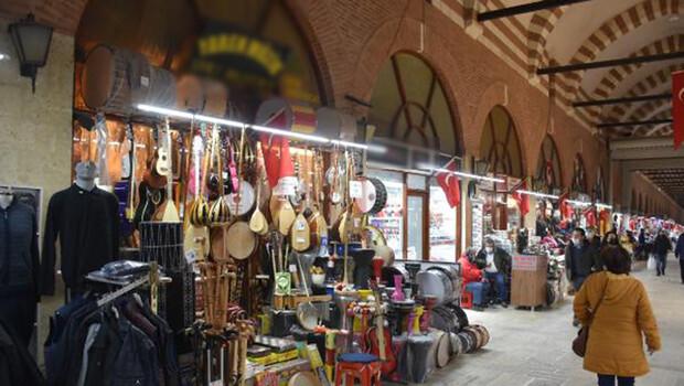 Edirne'de pandemi döneminde müzik aletlerine ilgi arttı